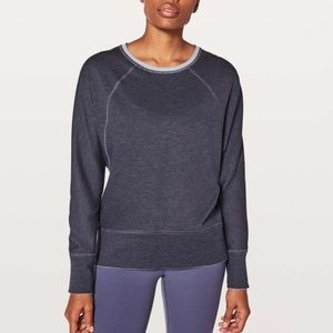 Lululemon Time Out Crew - Reversible